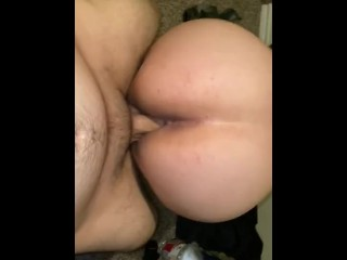 Bouncing My Fat ass On Daddy