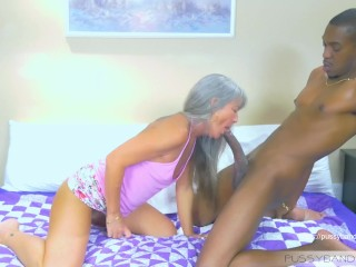 Mom fucks my husband and i join in
