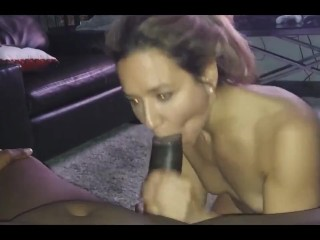 Naughty Amateur Wife Tries BBC