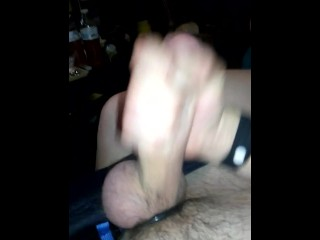Talking dirty to me about fucking other huge cocks