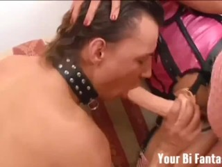 Bisexual Training And Femdom Cock Sucking Training Videos