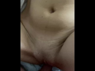 Quick Creampie in Hotel Before Checkout
