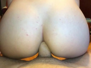 Step sister just wants to get fucked in the ass and swallow cum - ANAL