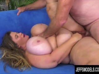 Jeffs Models - Mega Milkers Plumper Getting Drilled Compilation Part 9
