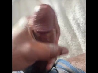 Extremely Horned Moaning BBC TALKING NASTY stroked beat slapped til CUM