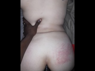 BEAUTIFUL BLONDE GIRLFRIEND GET FUCKED IN THE ASS AND GOT INTENSE ORGASM