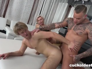 Granny Had another Thing Cumming - Cuckold