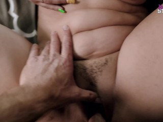 First Family Threesome with my Step Daughter - Gabriela Lopez