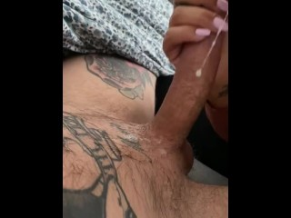Blowjob frommthe queen