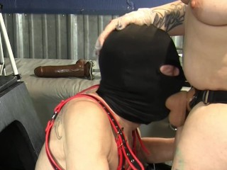 Sucking On Some Cock