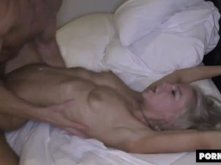 Hot Blonde German Slut Experiences The MOST INTENSE Fuck Of Her Life - BLEACHED RAW - Ep X