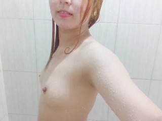 let's play in the shower?