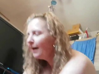 Chubby Mature Gets Fucked Hard After Work!
