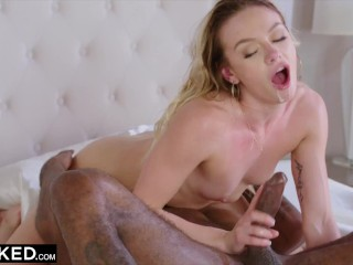 BLACKED Young Designer gets Anal & New Job for her Birthday