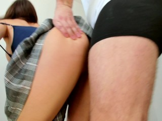 I caught my wife playing lovense in sex chat