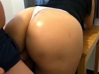she is so beautiful i would say breathtaking that as she moves her ass i cum instantly