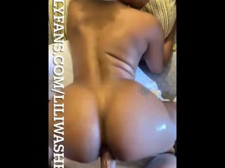 My girls ARIES PUSSY made me cream all in her
