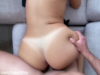 Sex with Fan from Onlyfans - SaladWay