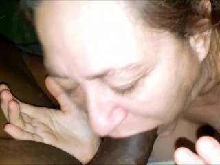 Try Not To Cum Pussy Challenge- Reverse Cowgirl Granny Shows U How To Ride