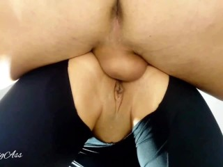 inside pee in my ass, drinking pee and salve girl!!! -april bigass-