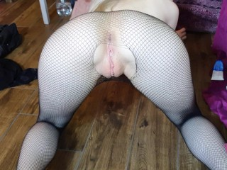 My Pussy let him cum two times inside of me ! - Double Creampie