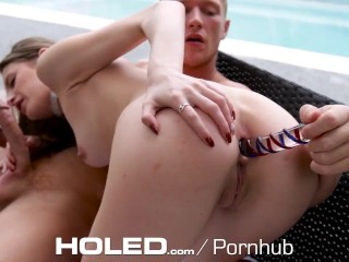 HOLED Ass Preparation a MUST For Dick This Big