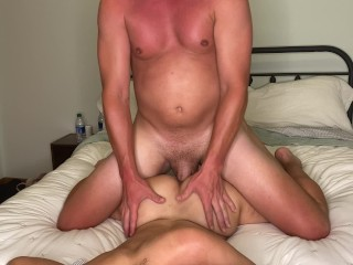 Sexy Teen Gets Fat Bubble Butt SMASHED By Big Cock (Real Amateurs) - Apple of Eden