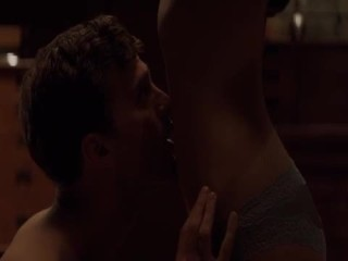 Fifty shades of grey all sex scenes.  Movie sex scene