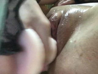 HOTTEST HOMEMADE VIDEO ON PH - creamy squirting, deep fucking, kinky.