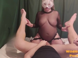 Real home video wife pegging house