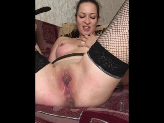 my pussy loves belt blows, cums