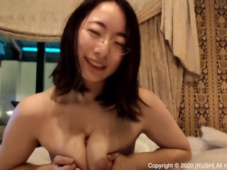 Video to enjoy the best boobs pinching amateur couple love love beautiful big tits handsome fucking