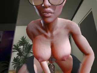 Citor3 VR SFM 3D XXX Games Huge Tits Doctor Therapy with Cowgirl, Anal, Cum again 4 times