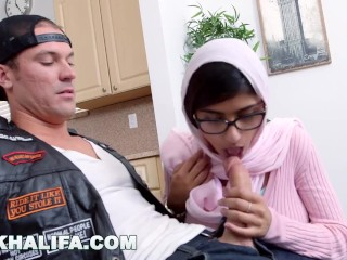 MIA KHALIFA - Epic Compilation (With Cumshots!) How Long Can You Last Before Nutting?