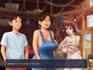 SUMMERTIME SAGA -SEXY COWGIRL, WHEN MYTH BECOMES TRUTH PT.195