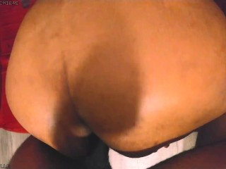 Black EBONY: So Much DEEP HOT ANAL Action! CREAMPIED She Couldn't HOLD IT! BIG WET FARTS! POV