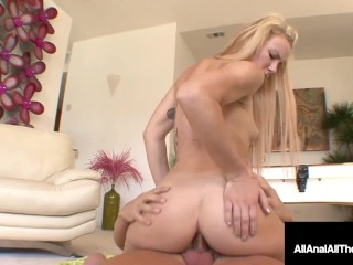 Butt Fucked Cristin Eats Out Granny Lina While Ass Fucking!