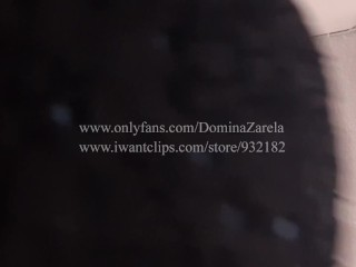 Domina Zarela - Adidas Sneakers Fetish - Stretching And Warming Up Before Starting My Workout