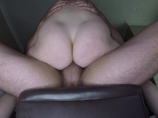 Slipping My Cock In Her Ass + Anal Creampie And Pissing: Watch Her Cum On My Cock