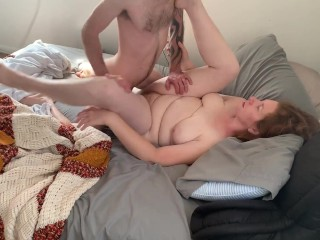 Redhead Fucked Hard and Creampie