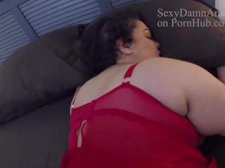 My hot BBW wife cheating on me w/ her tight wet pussy - Chungus