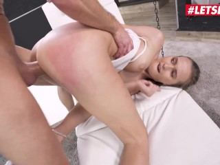 HerLimit - Stacy Cruz Big Tits Czech Teen Cums So Hard She Breaks From Rough Fucking - LETSDOEIT