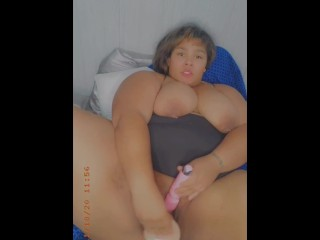 """""""OMG I'm GONNA CUM"""" Bbw Young  milf Daisy squIrts for the first time EVER"""