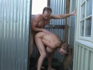 Horny and sexy mature MILF WIFE Gets Drilled by Boss in the Shower During Business Trip