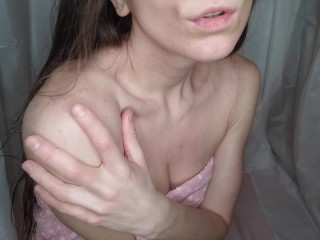 INTIMATE OIL MASSAGE ASMR personal attention