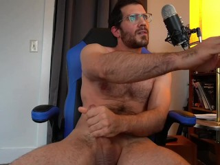 Second Cam Session Of 2020 on Chaturbate (with cumshot @end)