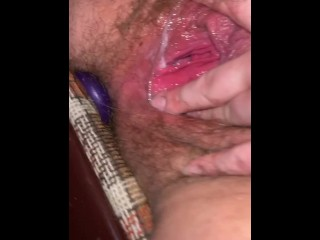Useless Gaping Cunt Opened Up By 16oz  Can