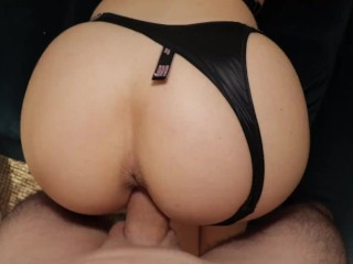 Hot and Intense Sex with Horny Babe - Amateur Couple