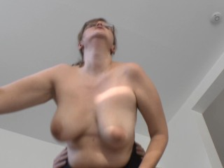 MILF fucked by the student