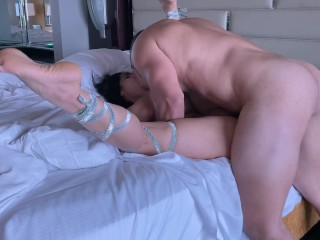 Real Amateur wife was more than ready to get her Big Ass fuck